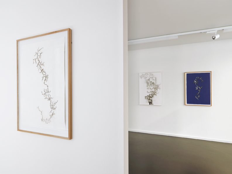 'Reverse Order: Troika, Tobias Putrih, Larry Bell' at Anne Mosseri-Marlio Galerie Troika Eva Rucki Conny Freyer Seb Noel